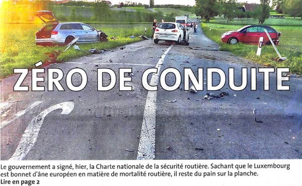 Article paru dans Le Quotidien